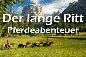 DIE ABENTEUERREITERIN - Der lange Ritt (Sonja Endlweber) @ Babenbergerhof | Ybbs an der Donau | Niederösterreich | Österreich