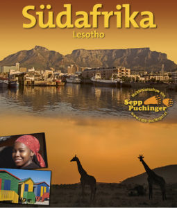 Südafrika - Digitale Reise - Multivisionen mit Sepp Puchinger