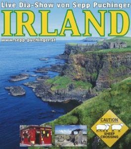 IRLAND, NORDIRLAND, Digitale Reisemultivisionen von Sepp Puchinger